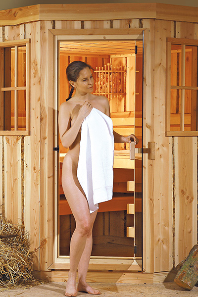 Indoor & Outdoor Saunas | Luxury Retail Products Franchise with Award Leisure