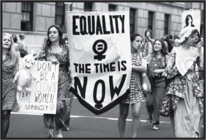 Gender Equality Within The Workplace